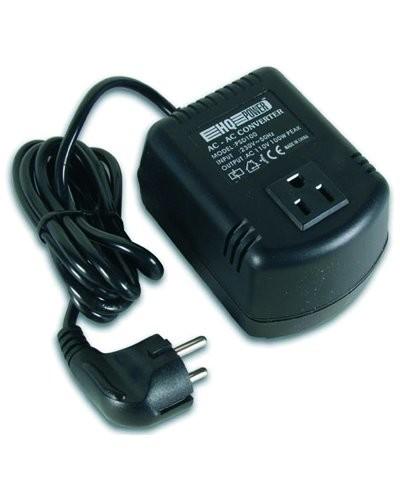 Convertisseur de tension 230 VAC vers 110-120 V AC 100 W Goobay