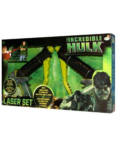 Hulk laser Game Set