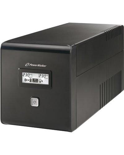 Onduleur Powerwalker VI 1000 LCD