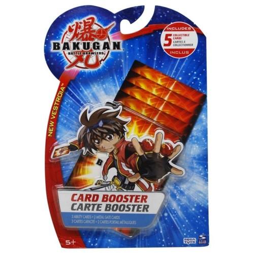 Pack 10 cartes ''Bakugan''
