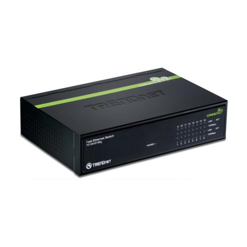 Switch 10/100 Mbps 16 ports Trendnet ''Te100-S16Eg''