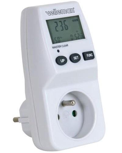 Wattmètre 230 V / 16 A