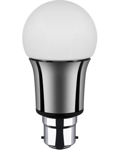 Ampoule Globe Led Classic à B22 Blanc Chaud