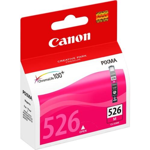 Cartouche originale Canon CLI526M - Magenta