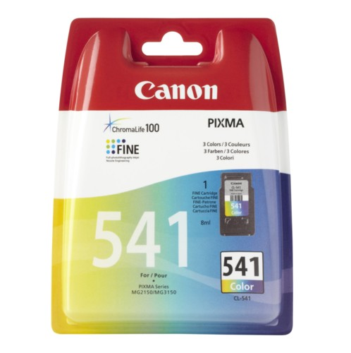 Cartouche originale Canon CL541 - Couleur