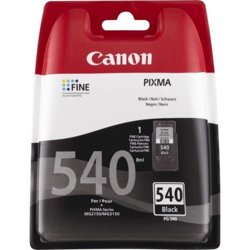 Cartouche originale Canon PG540 - Noir
