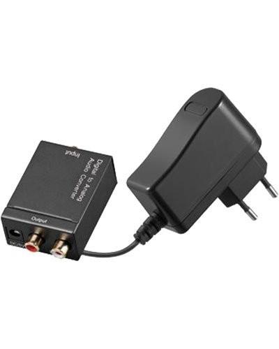 Convertisseur numérique vers audio analogique