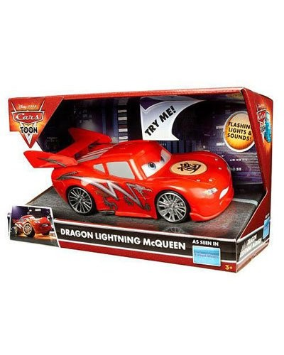 achat voiture cars 39 39 flash mcqueen dragon 39 39 moins cher. Black Bedroom Furniture Sets. Home Design Ideas