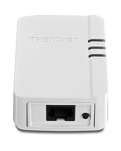 adaptateur cpl 200 mbps trendnet tpl 308 mini bo tier. Black Bedroom Furniture Sets. Home Design Ideas