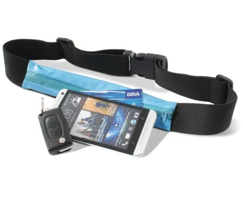 ceinture sport pour smartphone iphone avec bandes r fl chissantes. Black Bedroom Furniture Sets. Home Design Ideas