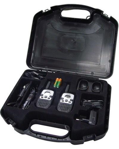 acheter coffret de deux talkie walkies longue port e avec. Black Bedroom Furniture Sets. Home Design Ideas