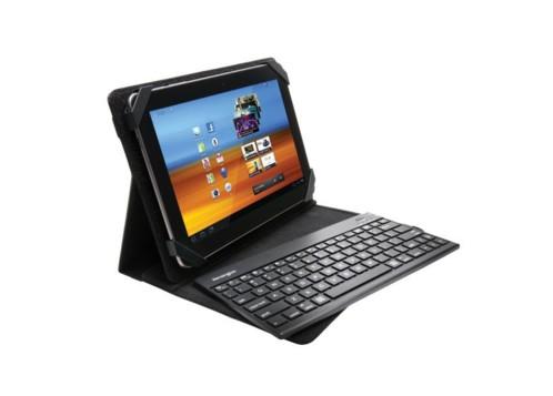 housse pour tablette 10 39 avec clavier bluetooth amovible kensington. Black Bedroom Furniture Sets. Home Design Ideas