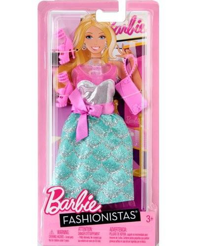 Achat habit barbie fashionista avec accessoires robe - Robe barbie adulte ...