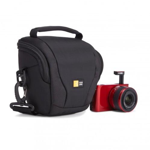 Sacoche pour appareil photo reflex et hybride case logic for Housse appareil photo hybride