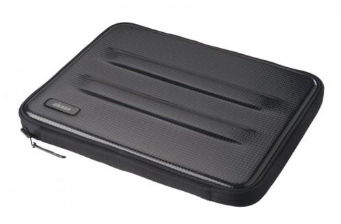 Housse rigide pour iPad et tablettes 10'' - Armadillo (Noir)