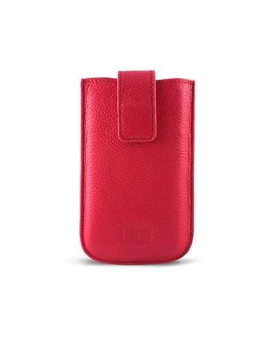Housse universelle en cuir ''Elektra'' pour Smartphone 3,5''