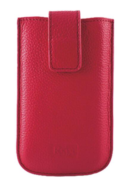 Housse universelle en cuir ''Elektra'' pour Smartphone 4,3''