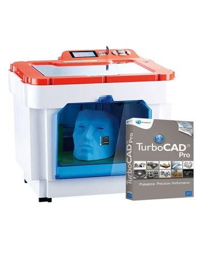 Imprimante 3D FreeSculpt ''EX1'' + logiciel TurboCad 20 Pro