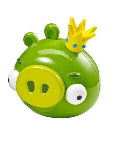 Figurine King Pig pour jeu iOS Angry Birds - Mattel
