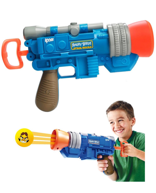 Pistolet Angry Birds Star Wars