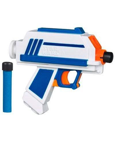 Pistolet Nerf avec balles en mousse - Capitaine Rex