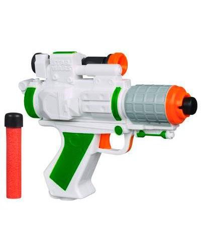 Pistolet Nerf avec balles en mousse - Général Grievous