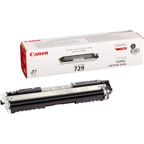 Toner original Canon EP729 - Noir