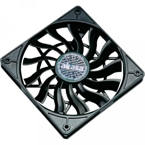 Ventilateur extra-fin pour boîtier et composants - 12 cm