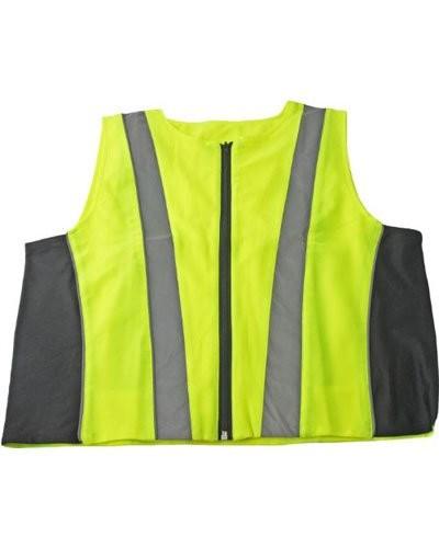 Veste de sécurité réfléchissante pour motard - HP Auto