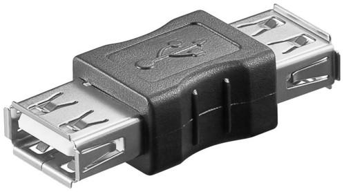 Adaptateur USB femelle - femelle