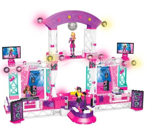 Barbie super scène de star