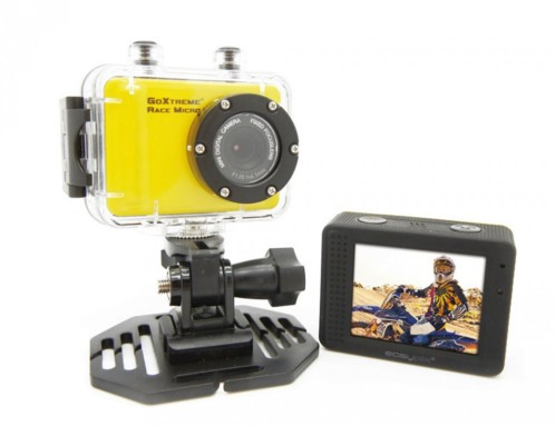 Caméra sport HD GoXtreme Race ''Micro''