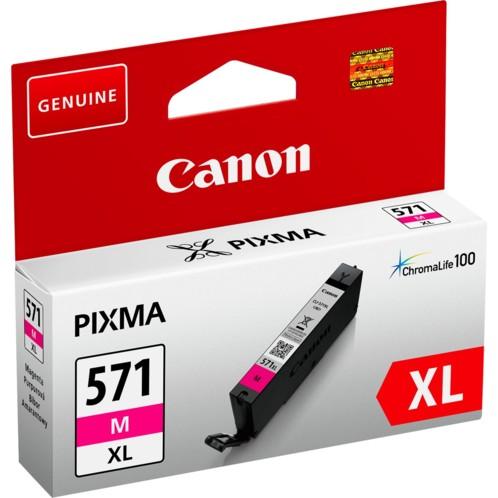 Cartouche originale Canon CLI-571 XL - Magenta