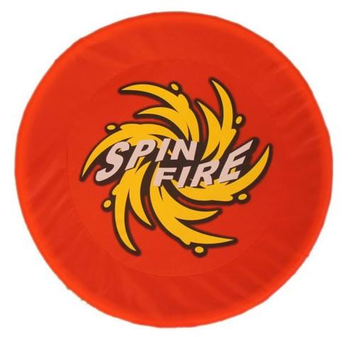 Disque volant souple Spin Fire