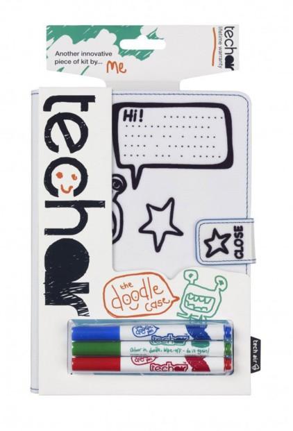 Étui tablette 10'' et iPad coloriable Doodle Case