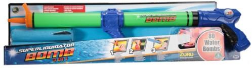 Fusil à eau 3 fonctions Superliquidator