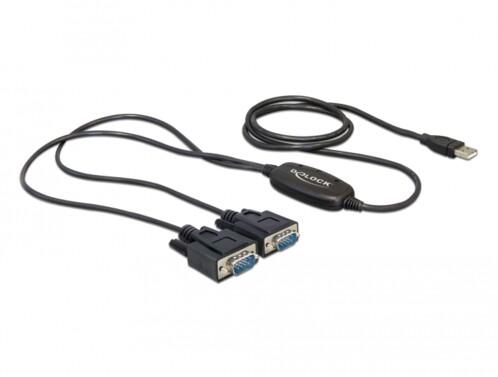Interface USB vers 2 ports série