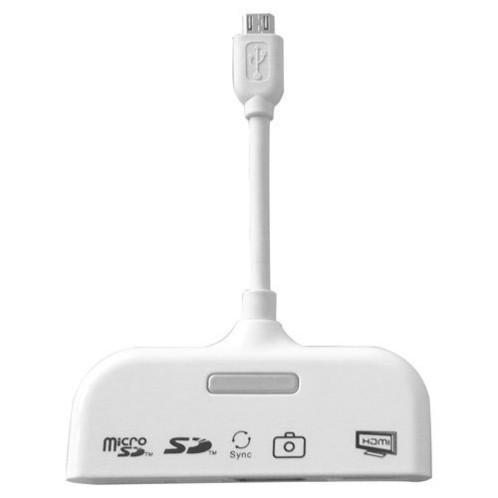 Lecteur de cartes 5 en 1 MicroUSB et HDMI Mobility Lab