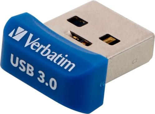 Nano clé USB 3.0 Verbatim Store'n Stay - 64 Go