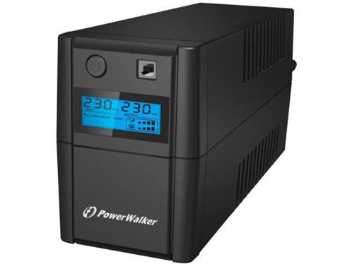 Onduleur Powerwalker VI 850 SHL avec écran LCD