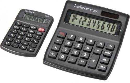 Pack calculatrices Lexibook BPC310