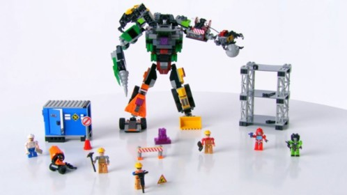 Pack Kre-o Transformers : Destruction Site Devastator (36951)