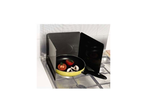 Plaque anti projection de graisse pour cuisini res tous types - Anti projection cuisine ...