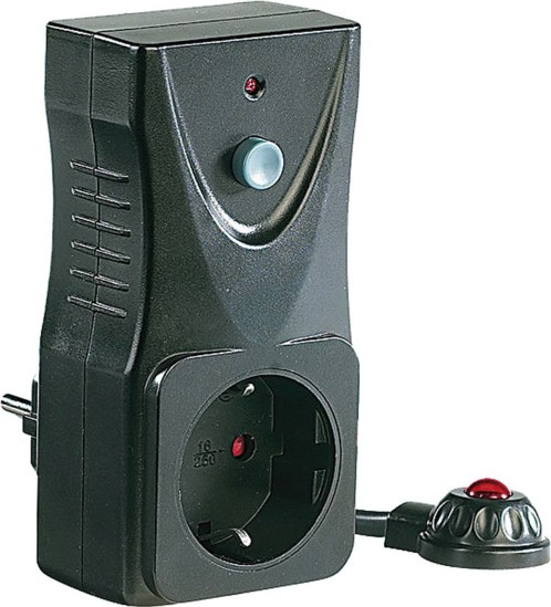 Prise télécommandée infrarouge pour télécommande TV