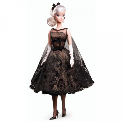 Barbie collection fashion model cocktail dress robe de - Robe barbie adulte ...