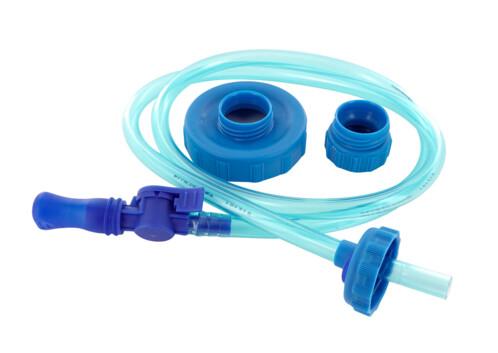 Bouchon universel avec valve et tube ''SmarTube '' BlueDesert 33JK9fxj
