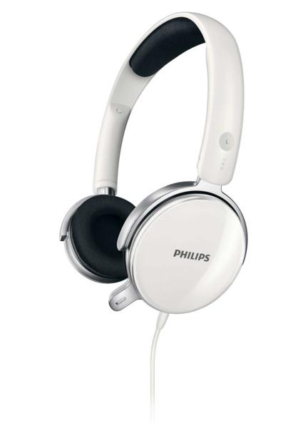 Casque micro personnalisable Philips