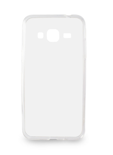 coque de protection souple transparente pour samsung galaxy j3