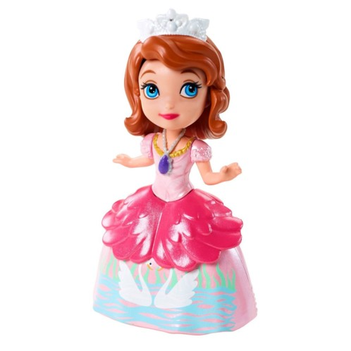 figurine Princesse sofia disney modèle 82 heure du thé