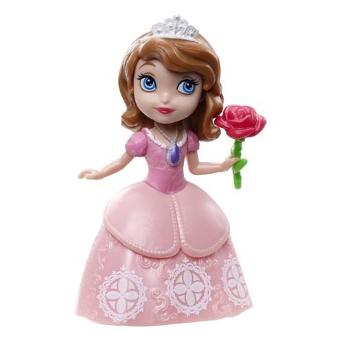 Mini figurines disney princesse sofia jouet petite fille - Petite princesse disney ...